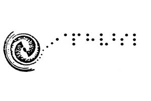 Logo de l'Association des personnes handicapées visuelles du Bas-Saint-LaurentAPHV-BSL.