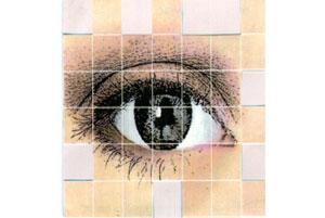 Logo de l'Association des personnes handicapées visuelles de la Gaspésie et des Îles-de-la-Madeleine.