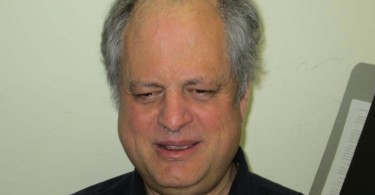 Portrait d'Émile Ouellet. 2014