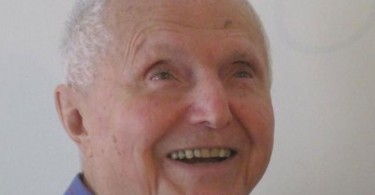 Portrait de Jean Perrier. 2014