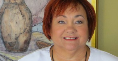 Portrait de Laure Frappier. 2012