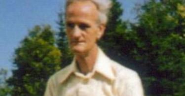 Portrait de Roger Plourde