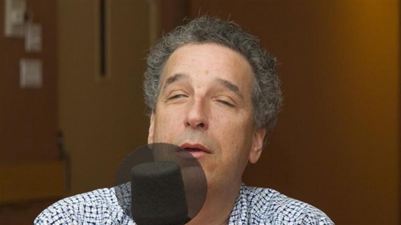 Portrait de Luc Fortin