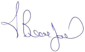 Signature Ronald Beauregard